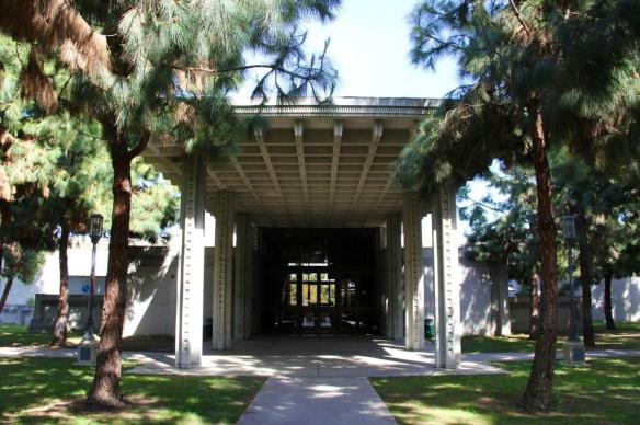 LAMAG entrance