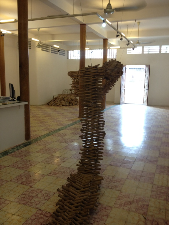 Longvaek's Bamboo by Bo Rithy