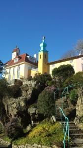 Portmerion Village