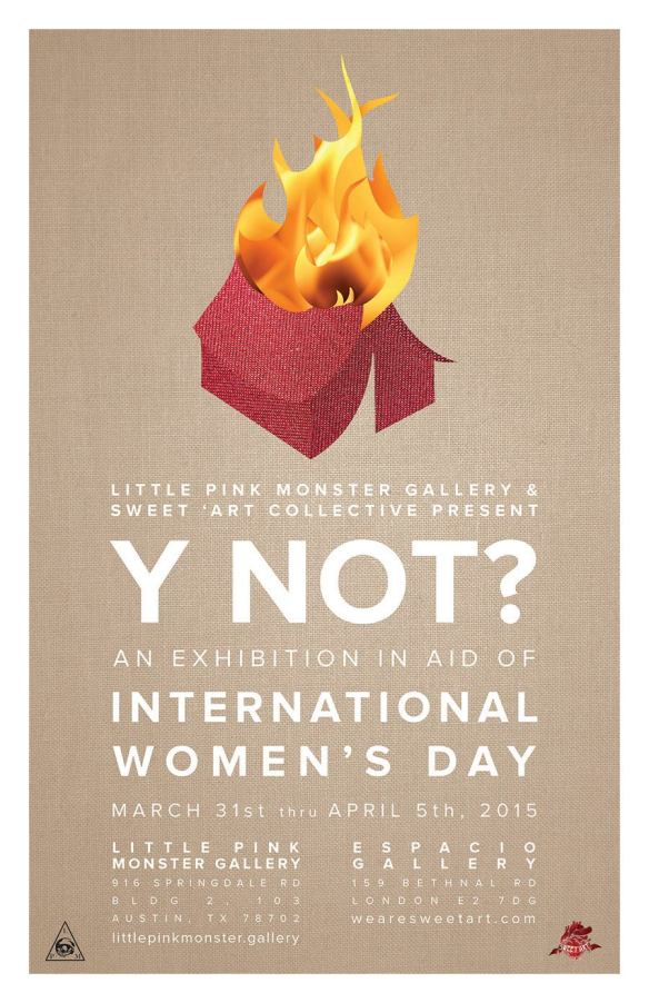 LPM's Y Not?  poster