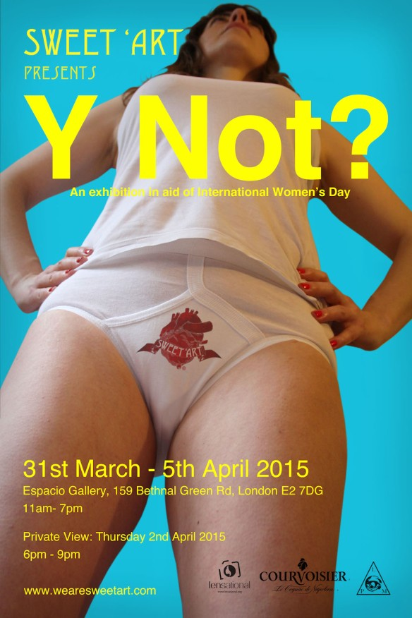 Y Not? Poster