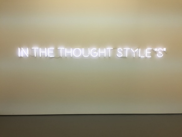 Liam Gillick @Maureen Paley3