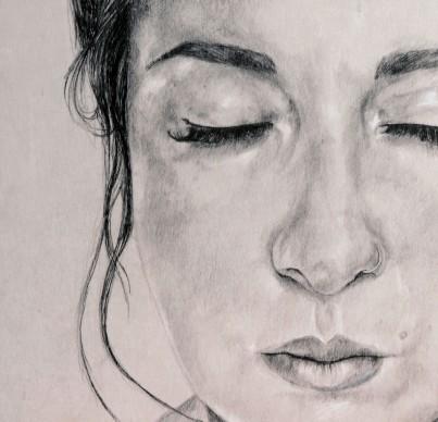Eyes Closed self portrait (Laura) detail1.jpg