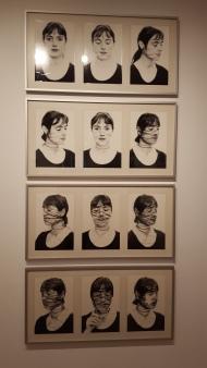 'Selbst II, 1-12 (Self II, 1-12)' Annegret Soltau