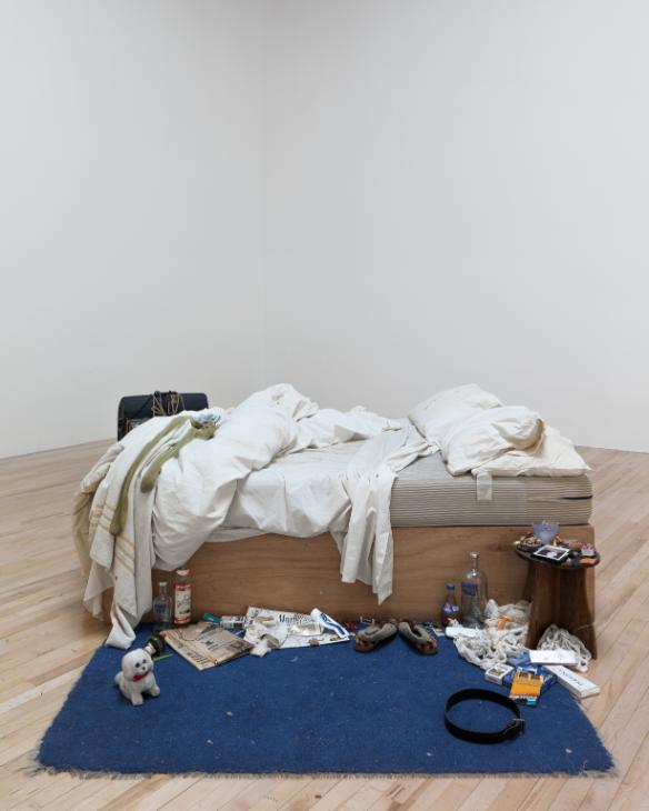 'My Bed' by Tracey Emin